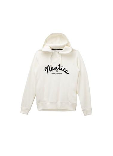 Nautica Sweatshirt Krem